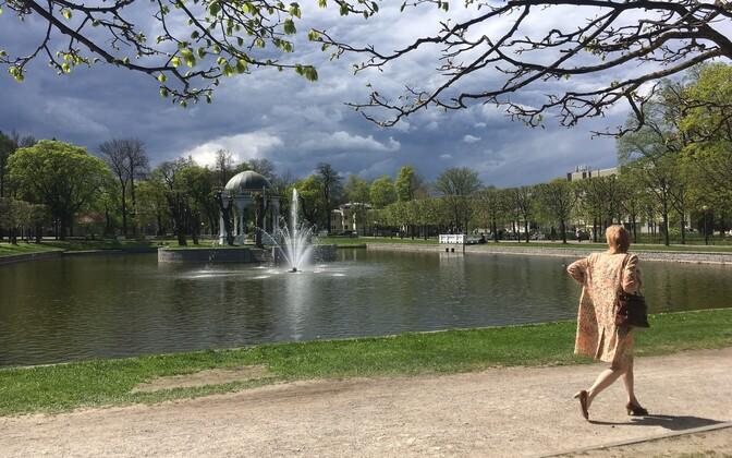 Kadrioru park.