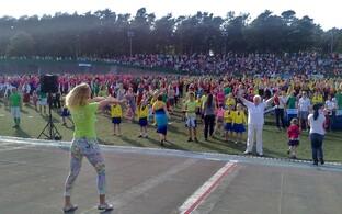 Eesti Spordiselts Kalev korraldab tänavu juba 18. korda suure võimlemispeo.