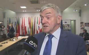 MEP Wim van de Camp.