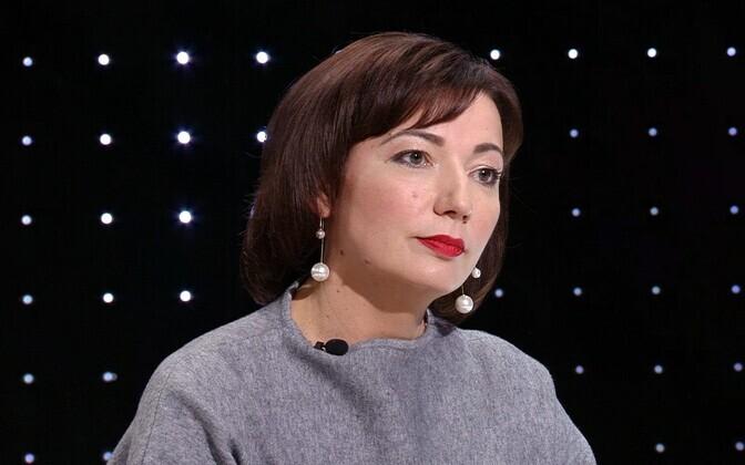 Елена Черышева.
