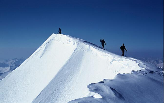 Альпинисты. Иллюстративное фото.