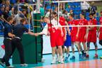 Сборная России по волейболу считается фаворитом турнира, который проходит в Эстонии.