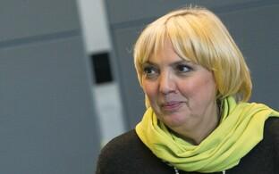 Saksa roheliste poliitik Claudia Roth.