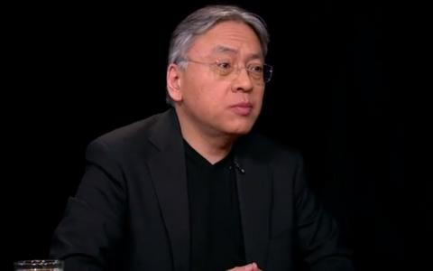 Kazuo Ishiguro intervjuus Charlie Rose´ile.