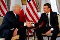 Brüsselis kohtusid Trump ja Macron.