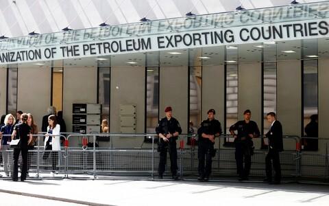OPEC-i peakontor Viinis.