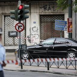 Машина Лукаса Пападимоса.