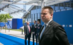 Prime Minister Jüri Ratas in Brussels.