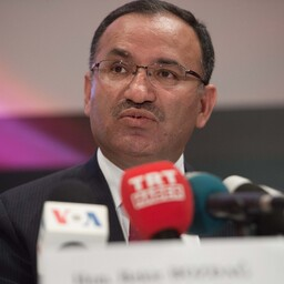 Türgi justiitsminister Bekir Bozdag.