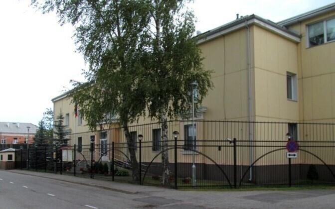 Эстония высылает изстраны генконсулаРФ вНарве иконсула-советника