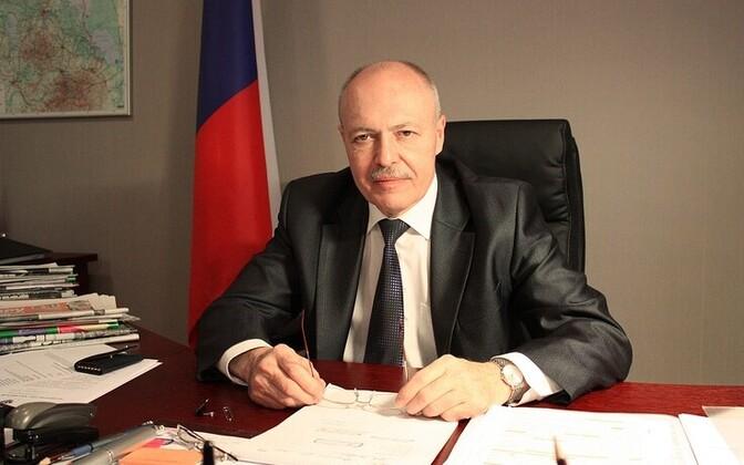 Russian Consul General in Narva Dmitri Kazjonnov.