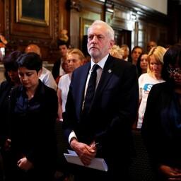 Tööpartei juht Jeremy Corbyn.