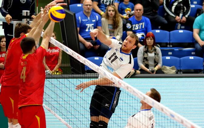 Eesti - Montenegro / Oliver Venno
