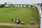 Строительство моста обошлось в 318 млн долларов.