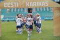 Jalgpalli naiste karikafinaal JK Pärnu - JK Tallinna Kalev