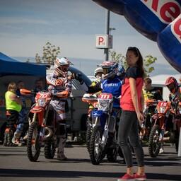 Rannar Uusna ja Aigar Leok Tallinna GP-l