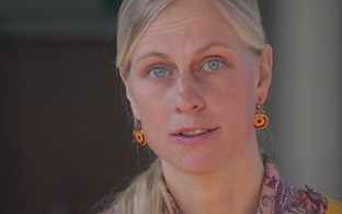 Tallinna ülikooli ühiskonnateaduste instituudi sotsiaaltöö doktorant Koidu Saia.