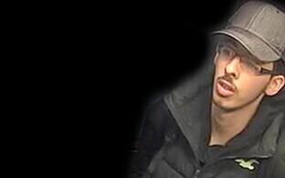 Valvekaamera foto terrorirünnakuks valmistuvas Salman Abedist.