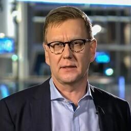 Nüüdseks juba endine Yle vastutav peatoimetaja Atte Jääskeläinen.