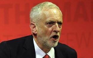 Tööpartei liider Jeremy Corbyn.