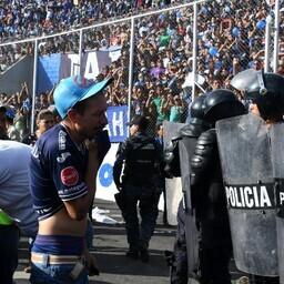 Hondurase rahvusstaadionil hukkus pühapäeval neli inimest