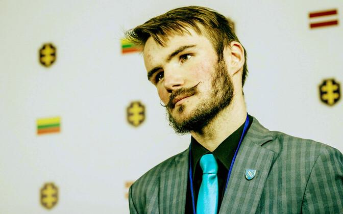 Ruuben Kaalep, founder and leader of Blue Awakening.