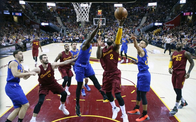 Cleveland Cavaliers - Golden State Warriors