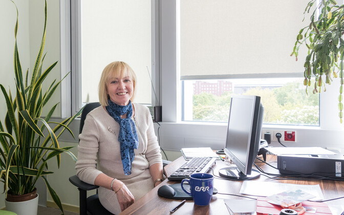 Vikerraadio endine peatoimetaja Riina Rõõmus asus ERR-i juhatuse liikme kohale