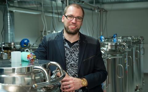 Tartu ülikooli Eesti geenivaramu asedirektor, genoomika vanemteadur Tõnu Esko.