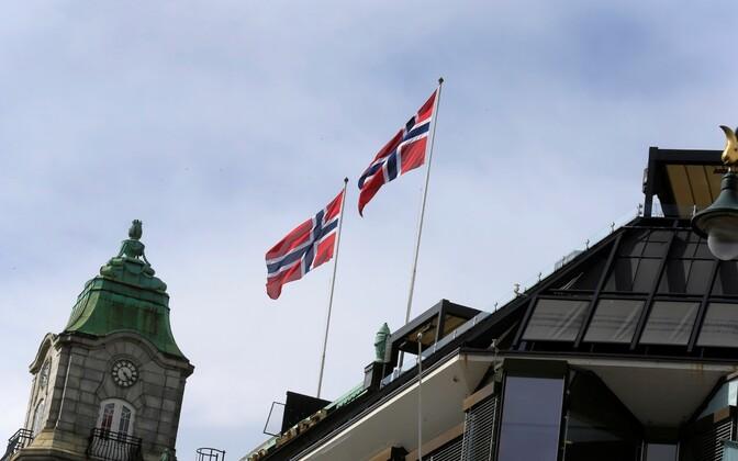 Осло - столица Норвегии. Иллюстративное фото.