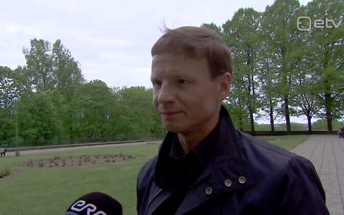 Reformierakonna fraktsiooni liige Aivar Sõerd.