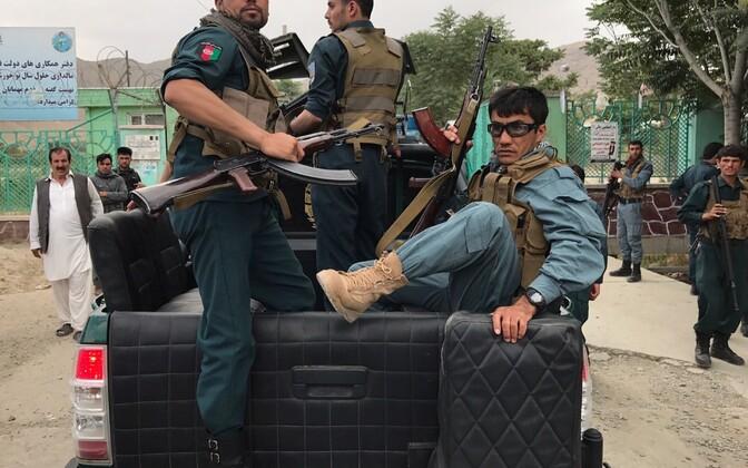 В итоге теракта вКабуле пострадало сооружение посольства Турции