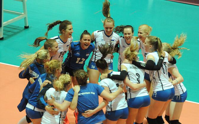 Eesti naiste võrkpallikoondis