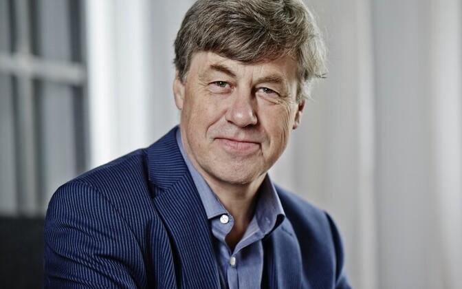 Dirigent Paul Hillier