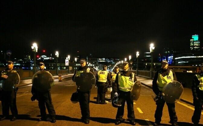 Уровень террористической угрозы в Британии остается на уровне