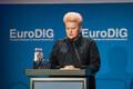 EuroDIG 2017 konverentsi avakõnelejate seas oli ka Leedu president Dalia Grybauskaitė.