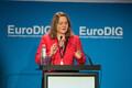 EuroDIG 2017 konverentsi avasõna ütles ka EuroDIGi juht Sandra Hoferichter.