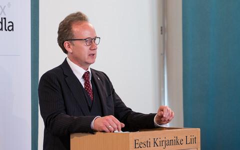 EKLi juhatuse esimees Tiit Aleksejev
