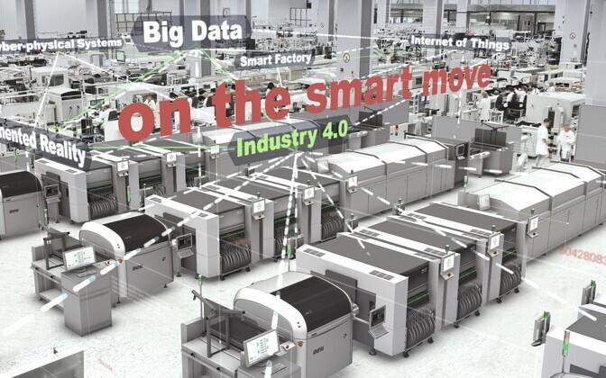 Tööstus 4.0: ASM