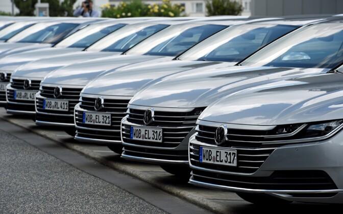 Volkswagenid.
