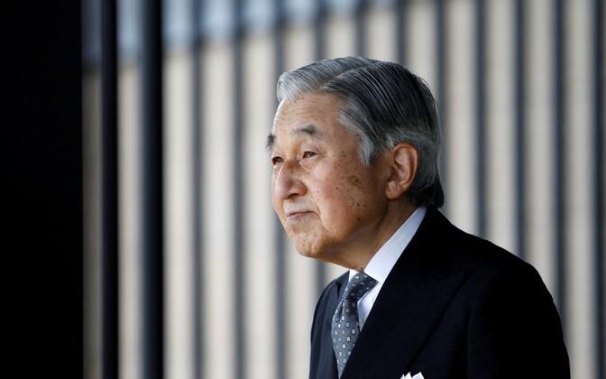 Передача трона императора Японии состоится 30апреля 2019-ого года