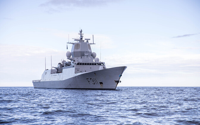 The group's flagship is the Royal Norwegian Navy's HNoMS Roald Amundsen.