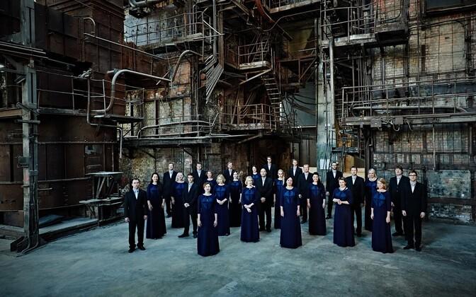 Residentuuritoetus 14000 eurot eraldati Eesti filharmoonia kammerkoorile