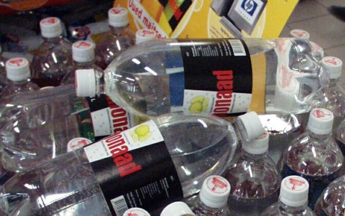 President Kaljulaid sent the so-called sugar tax law back to the Riigikogu on July 3, 2017.