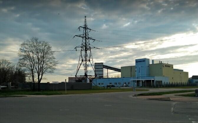 Narva Vesi. Иллюстративное фото.