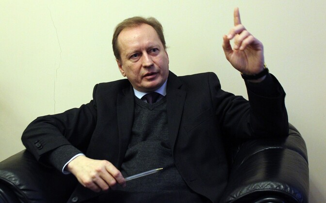 Виктор Крыжановский.