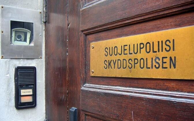 Soome kaitsepolitsei ehk Supo.