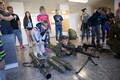 Haiba lastekodu lapsed Paldiski sõjaväelinnakus