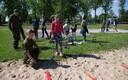 Haiba lastekodu lapsed Paldiski sõjaväelinnakus. Foto on illustratiivne.