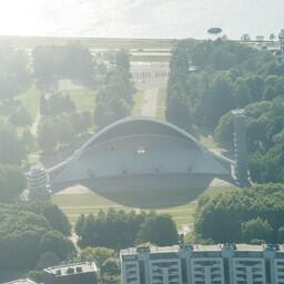 Певческое поле в Таллинне.
